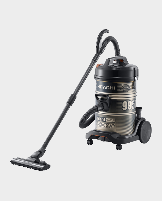 Hitachi CV-995DC 24CDS GB 2300W Vacuum Cleaner Drum in Qatar