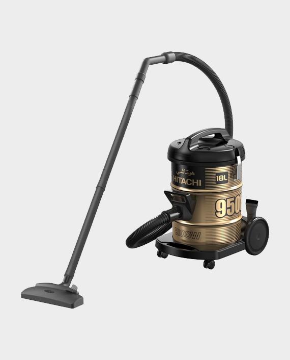 Hitachi CV950F24CDS BK 2100W Vacuum Cleaner Drum in Qatar