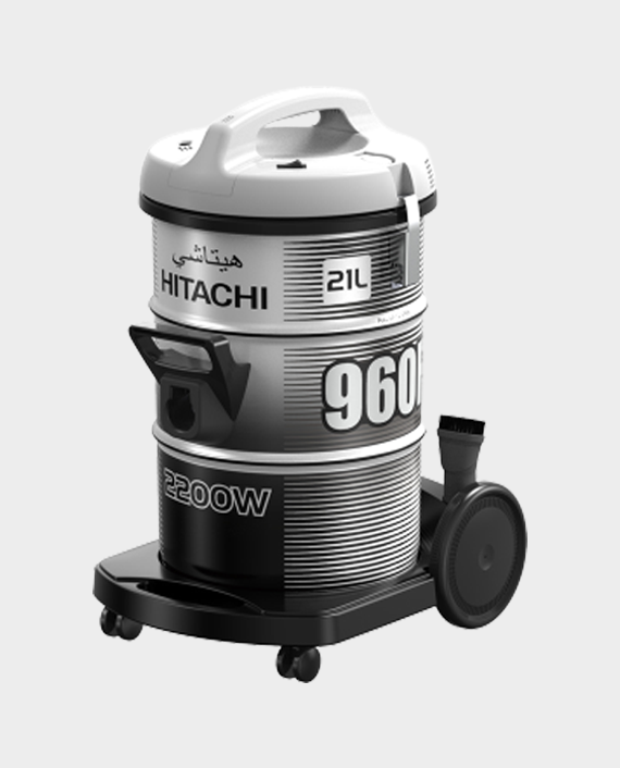 Hitachi CV960F24CDS PG 2200W Vacuum Cleaner Drum in Qatar