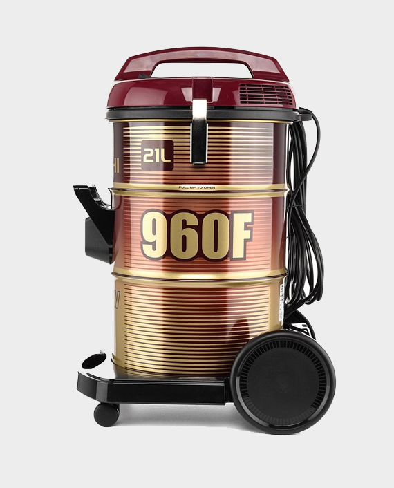 Hitachi CV960F24CDS WR 2200W Vacuum Cleaner Drum