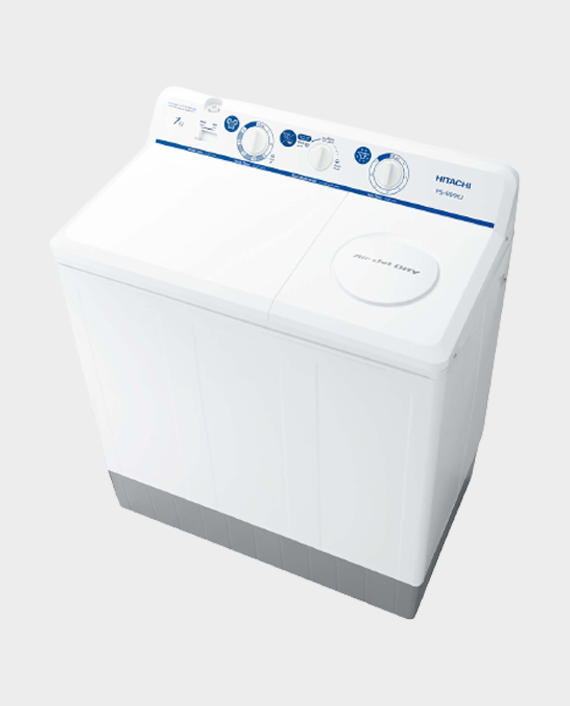 Hitachi PS999EJ3CGXWH Twin Tub Top Load Washing Machine in Qatar