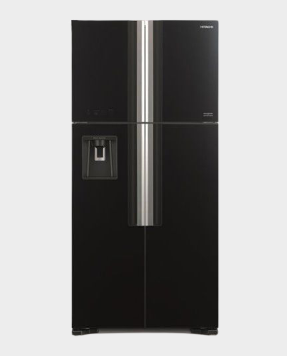 Hitachi RW760PK7XGBK Refrigerator 659L in Qatar