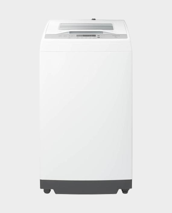 Hitachi SF80XB 3CGX-WH 8 Kg Top Load Washing Machine in Qatar