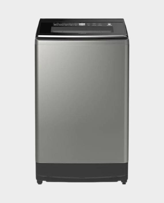 Hitachi SFP160TCV3CGXSL 16 Kg Top Load Washing Machine with Pump in Qatar