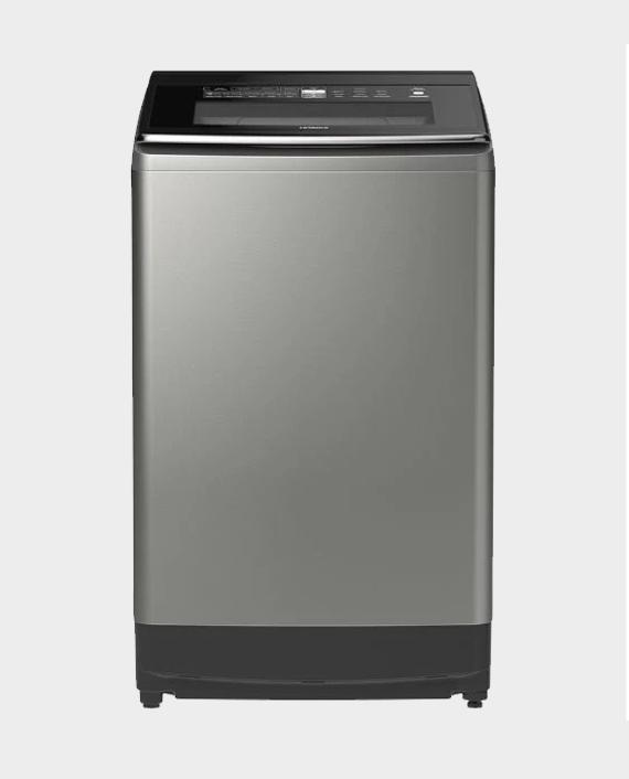 Hitachi SFP240XWV3CGXSL 24 Kg Top Load Washing Machine with Pump in Qatar
