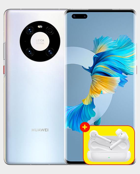 Huawei Mate 40 Pro 5G 8GB 256GB Mystic Silver in Qatar