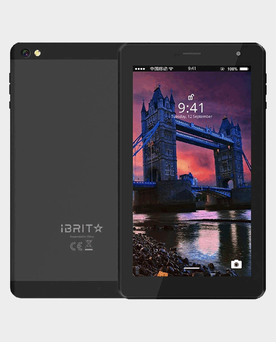 "iBrit Max 4 4G 1GB 16GB 7"" Teens Educational Tablet in Qatar"