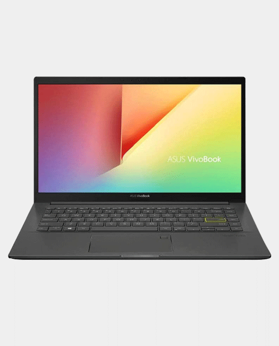 Asus VivoBook 14 K413EP-EB145T i5-1135G7 8GB Ram 512GB SSD GeForce MX330 2GB 14 Inch FHD Windows 10 Indie Black in Qatar