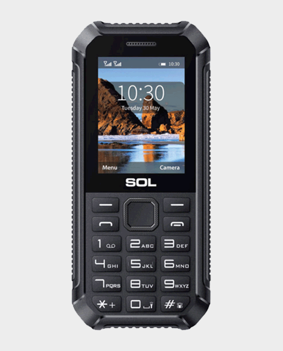 SOL KRATOS R2450 Rugged Phone in Qatar