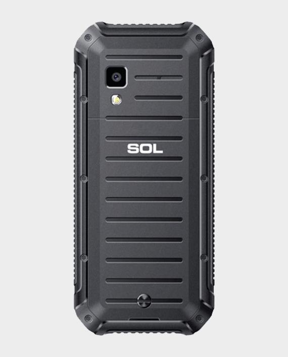 SOL KRATOS R2450 Rugged Phone