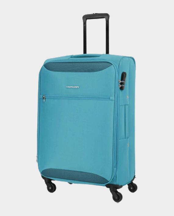 Kamiliant Zaka Soft Trolley Bag Small 56cm Aquamarine in Qatar