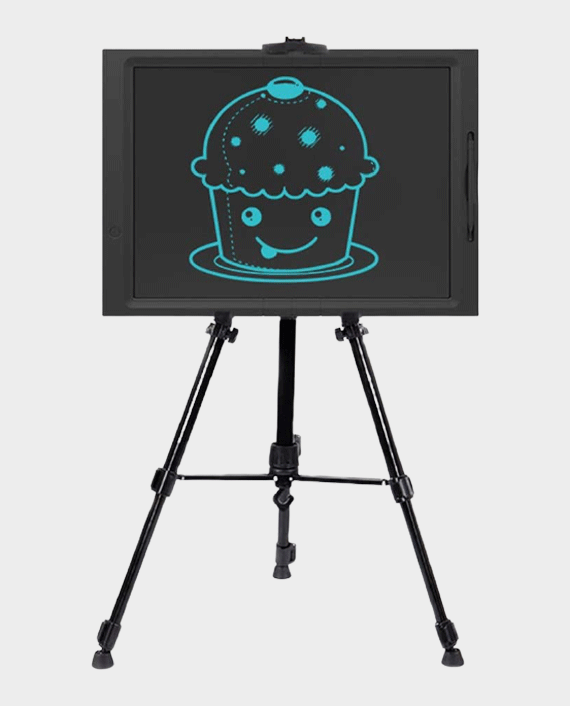 LCD Writing Blackboard 21 Inch with Tripod in Qatar