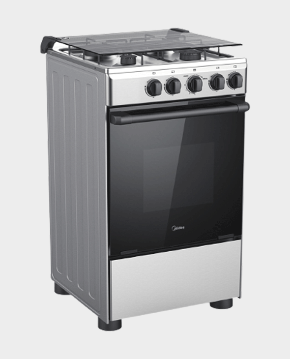 Midea BME50058-S 50X55cm Gas Cooker in Qatar