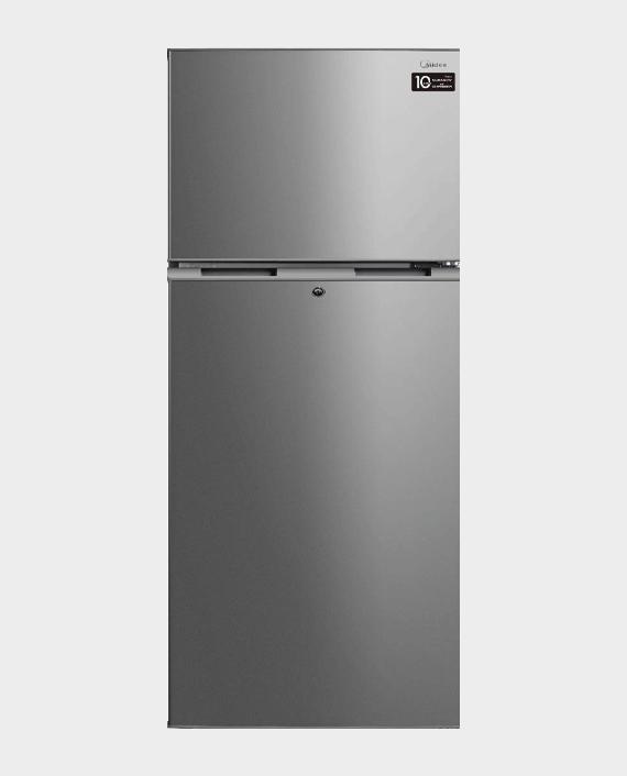 Midea HD333FWEN(S) Top Mount Refrigerator 330L in Qatar