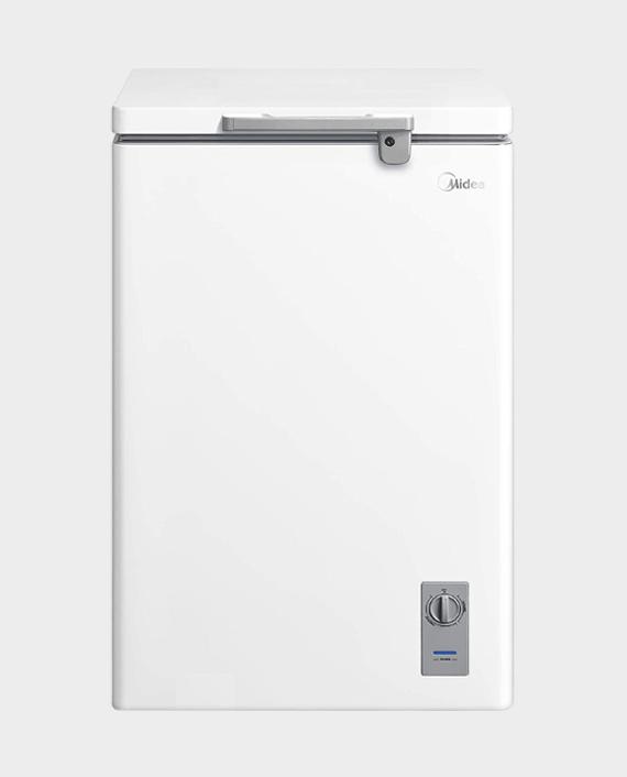 Midea HS131CN 131L Chest Freezer in Qatar