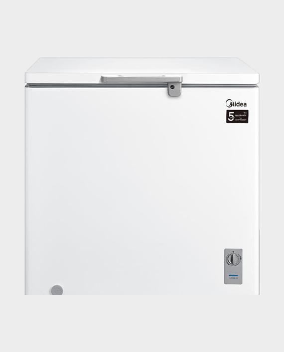 Midea HS259CN Chest Freezer 259L in Qatar