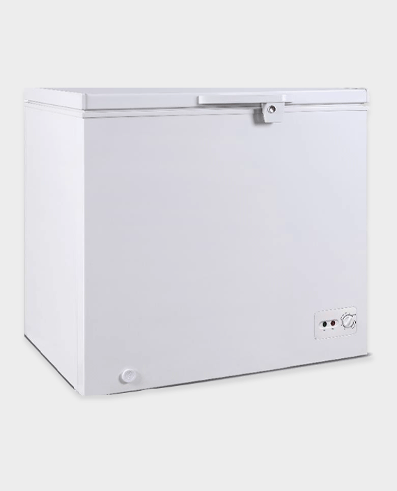 Midea HS384CN Chest Freezer 384L in Qatar