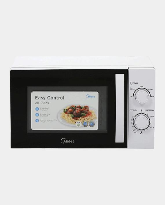 Midea MM720CJ9 20L Solo Microwave Oven in Qatar