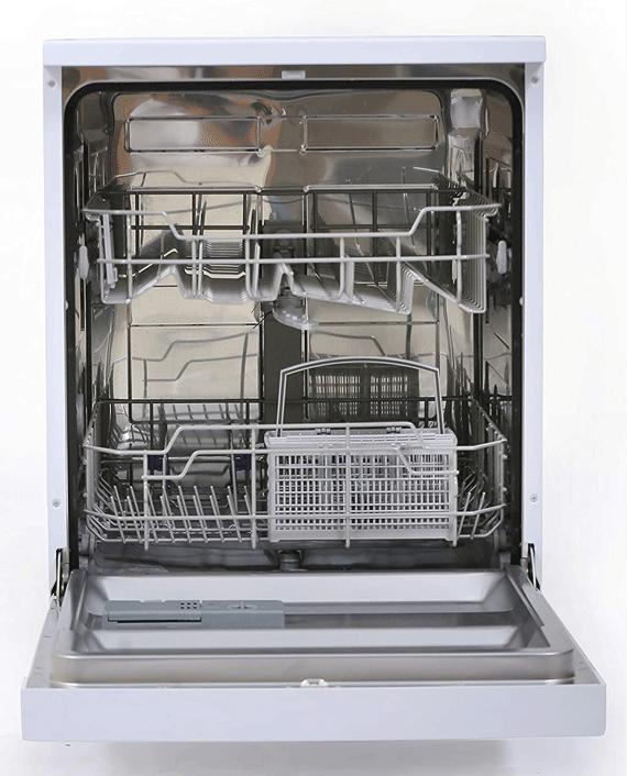 Midea WQP12-5203-S Freestanding Dishwasher