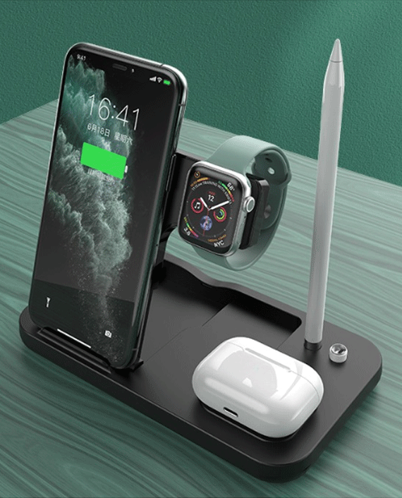 Ofiyaa 4 in 1 Wireless Charger