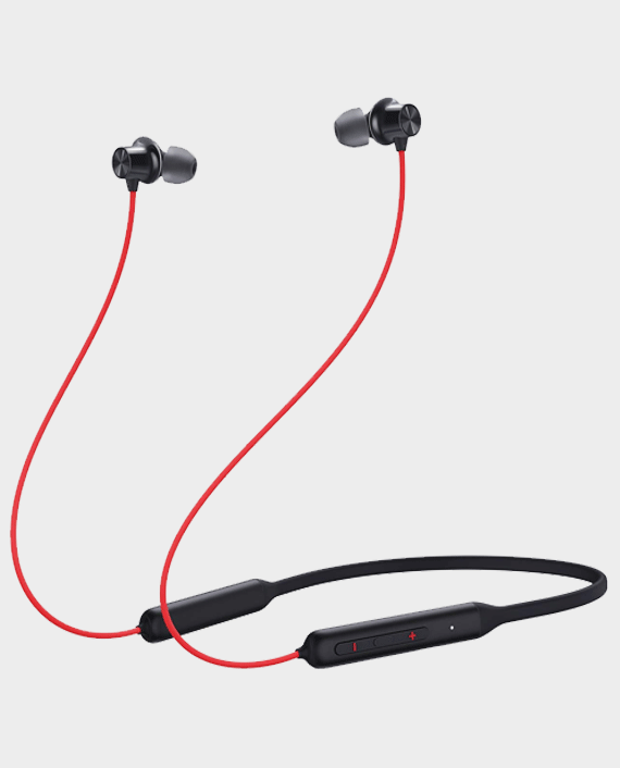 One Plus Bullets Wireless Z Bass Edition Reverb Red in Qatar