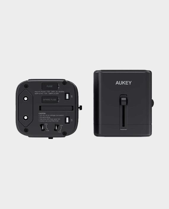 Aukey TA01B Universal Travel Adapter