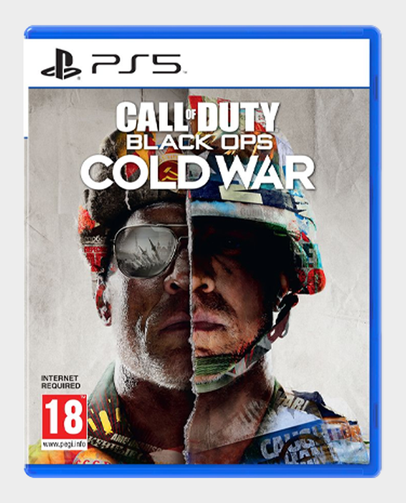 PS5 Call of Duty : Black Ops Cold War in Qatar
