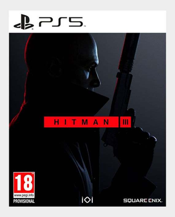 PS5 Hitman 3 in Qatar and Doha