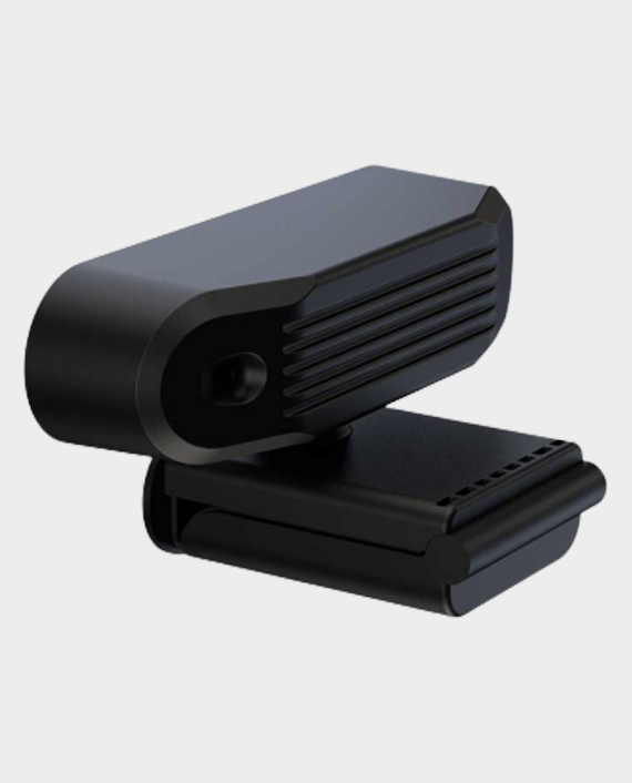 Porodo Gaming High Definition Web Cam 1080p Black