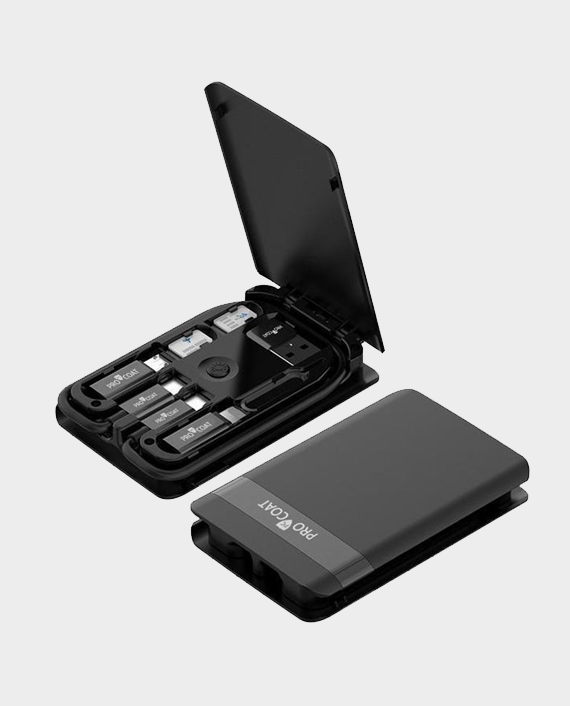 Procoat Wireless Charger Multi-Functional Box in Qatar