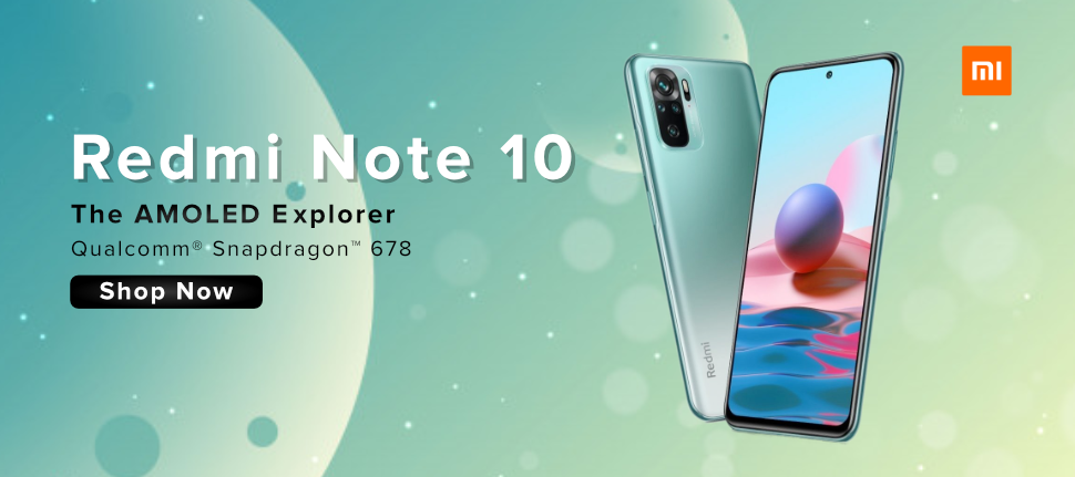 Redmi Note 10 In Qatar