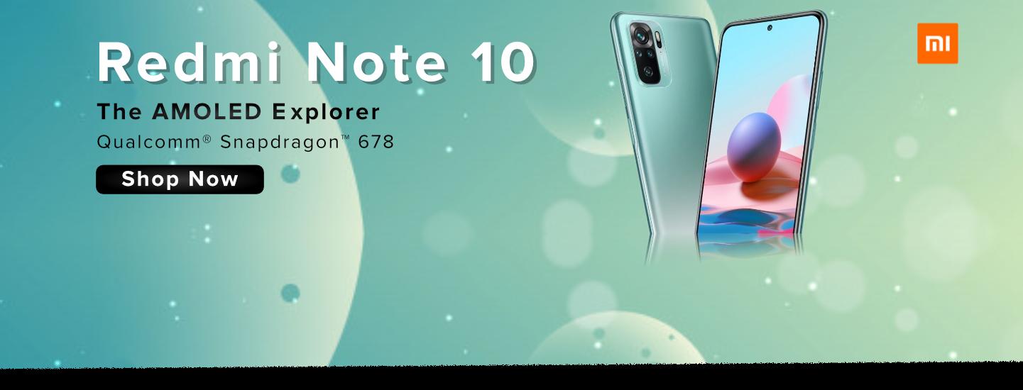 Redmi Note 10 In Qatar