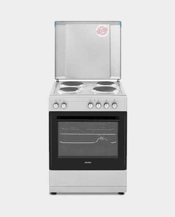 Simfer 6060EE 60x60 4 Hot Plate Cooking Range in Qatar