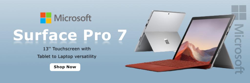 Microsoft Surface Pro 7 In Qatar