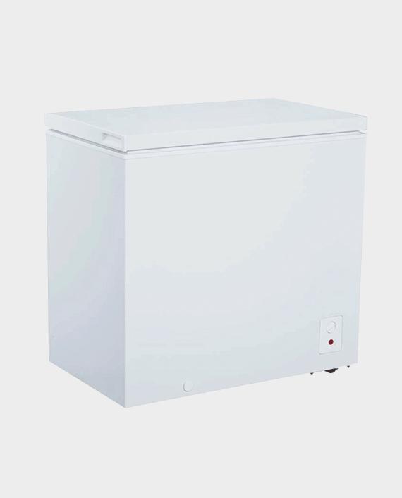 TCL TCF-208Y 208L Chest Freezer in Qatar
