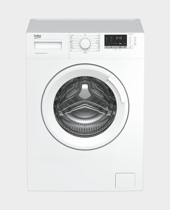 Beko WTV7612BW Freestanding Washing Machine 7 kg in Qatar