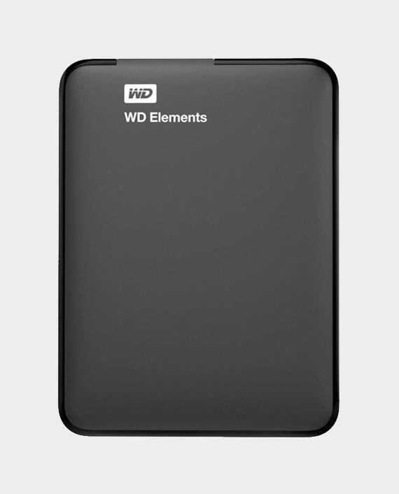 Western Digital Elements Portable Hard Disk 1TB in Qatar