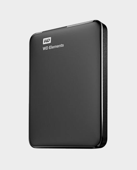 Western Digital Elements Portable Hard Disk 4TB in Qatar