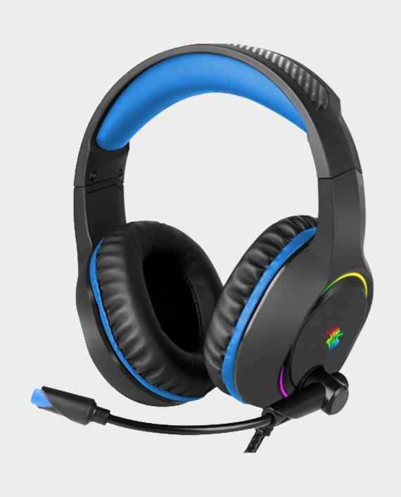 X.Cell Trigger 7.1 Virtual Surround Dynamic RGB Pro Gaming Headset in Qatar