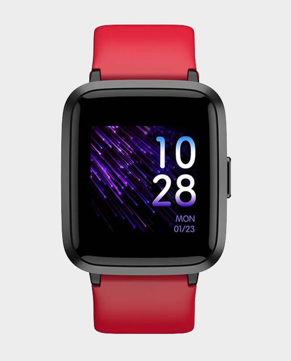 X.Cell G1 Pro iOS Smart Watch Red in Qatar