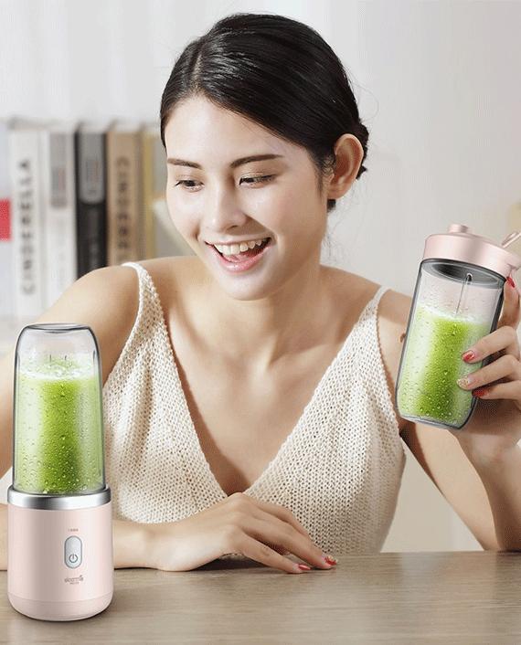Xiaomi Deerma NU05 400ml Portable Electric Juicer