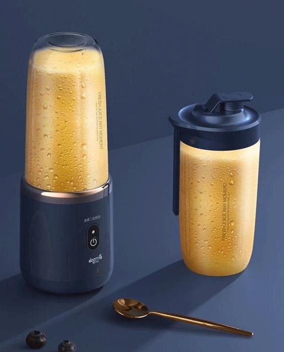 Xiaomi Deerma NU06 400ml Portable Electric Juicer