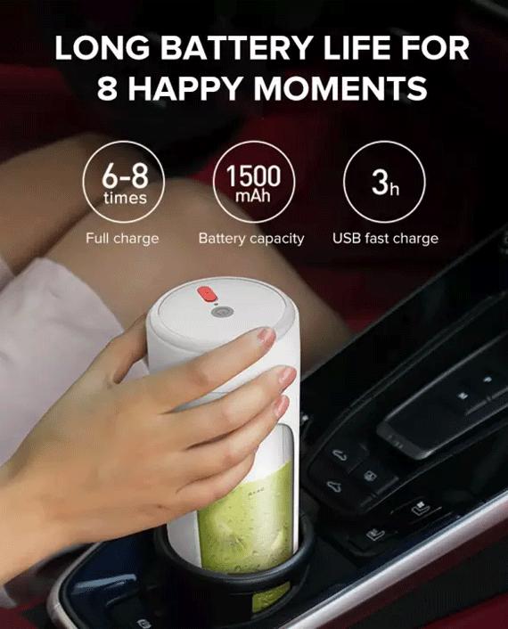 Xiaomi Deerma NU30 300ml Portable Electric Juicer