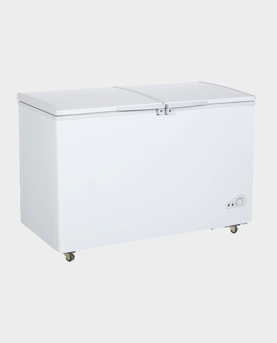 Xperience CO50F 480L Jumbo 2 Door Chest Freezer in Qatar