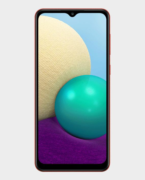 Samsung Galaxy A02 3GB 64GB Red