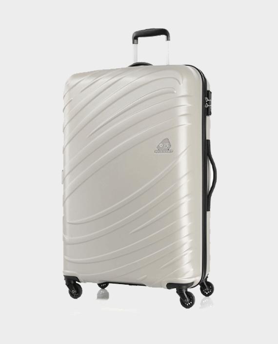 Kamiliant Siklon Spinner Storm 55cm Hard Case Trolley Bag Frost Grey in Qatar