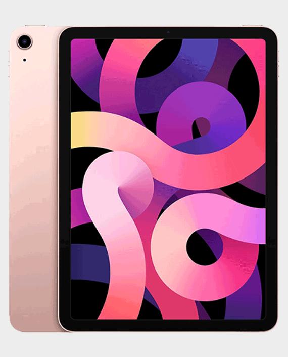 Apple iPad Air 2020 4th Generation 10.9 Inch Wifi 64GB Rose Gold in Qatar