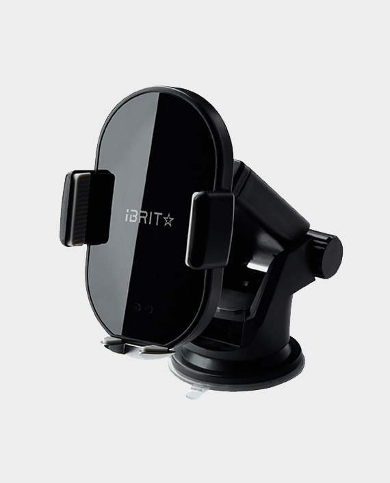 iBRIT CAVALRY 10 Wireless Car Charger and Mount Holder in Qatar