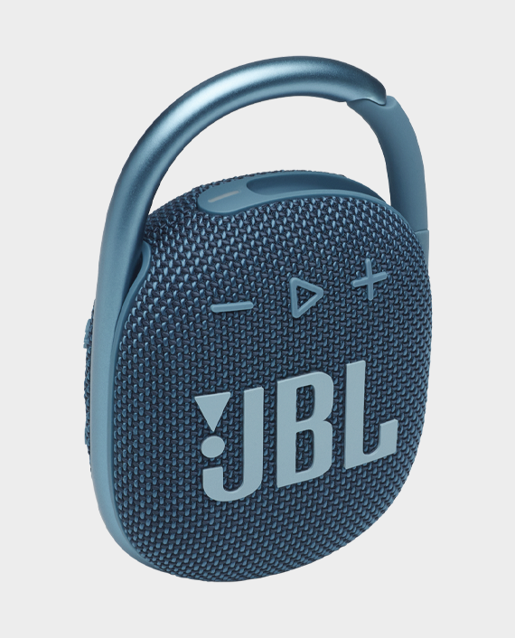 JBL Clip 4 Portable Wireless Speaker Blue in Qatar