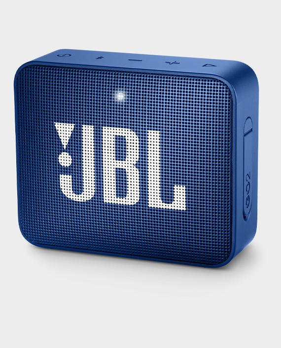 JBL Go 2 Portable Bluetooth Speaker Navy Blue